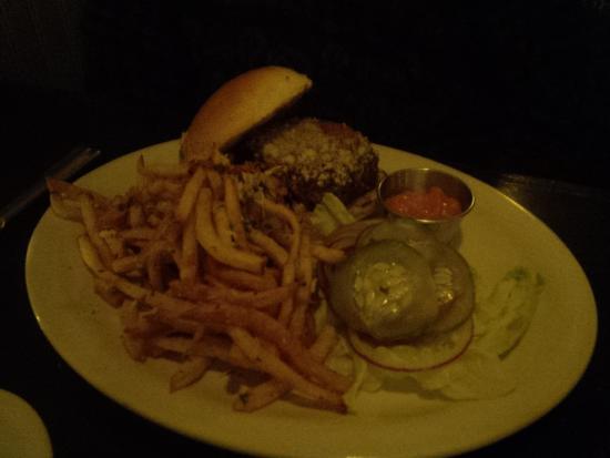 Franklin Cafe Cape Ann: Sirloin Burger