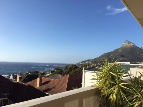 Villa Atlantica Boutique Guesthouse: View from the balcony