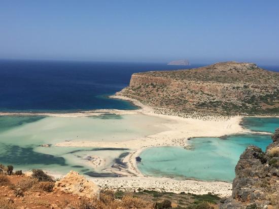 Грамвуса - Picture of Balos Beach and Lagoon, Kissamos ...