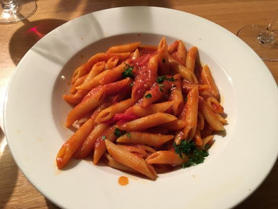 The Greyhound Enoteca: Penne  before