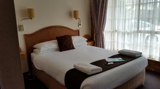 Sapphire Waters Motor Inn : Great, clean rooms