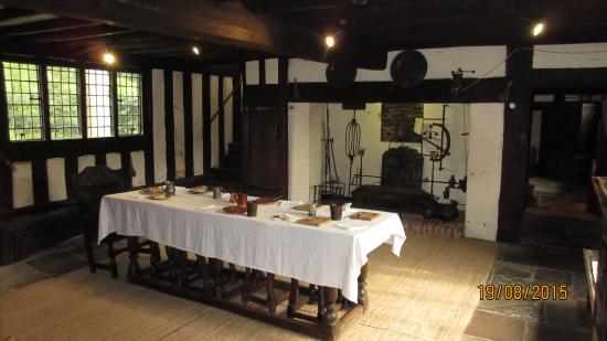 Selly Manor: Anyone for breakfast?