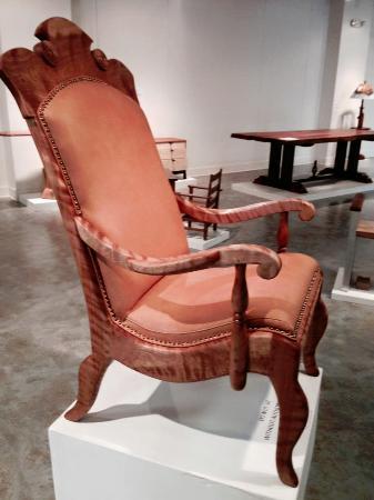 Kerr Arts & Cultural Center Inc.: chair