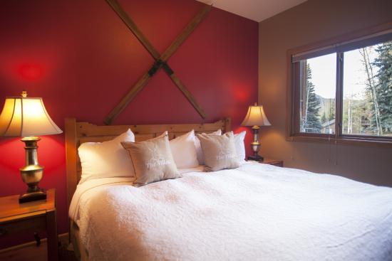 The Villas at Snowmass Club: Bedroom