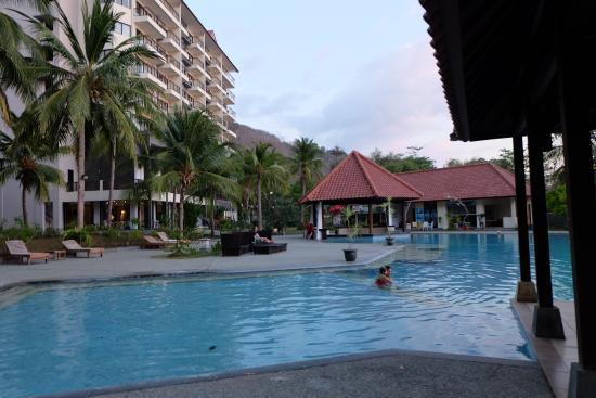 Swimming Pool Picture Of Laprima Hotel Labuan Bajo Tripadvisor