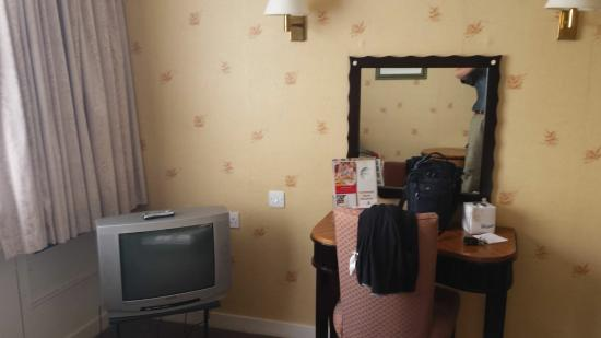 Coventry Hill Hotel : Our room