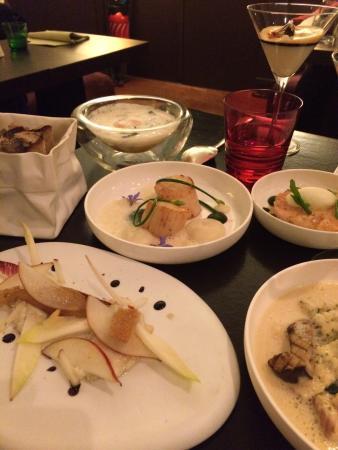 Photo de restaurant h l ne darroze la salle for Restaurant la salle a manger paris