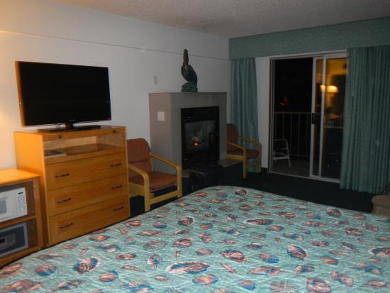 Kon Tiki Inn Suite