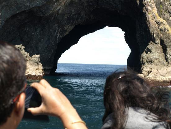 Kingsgate Hotel Autolodge Paihia : Hole in the Rock