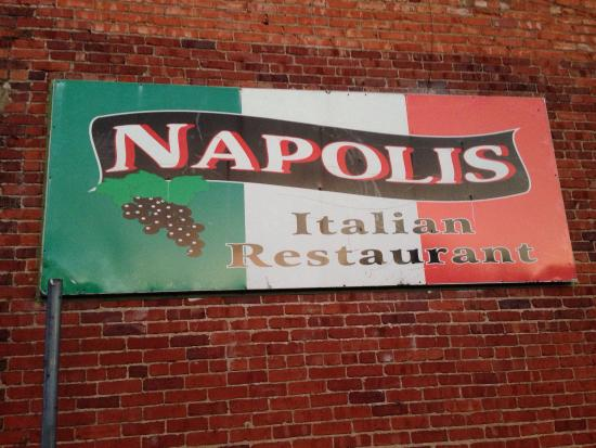Sand Springs, OK: Napoli's Italian Restaurant