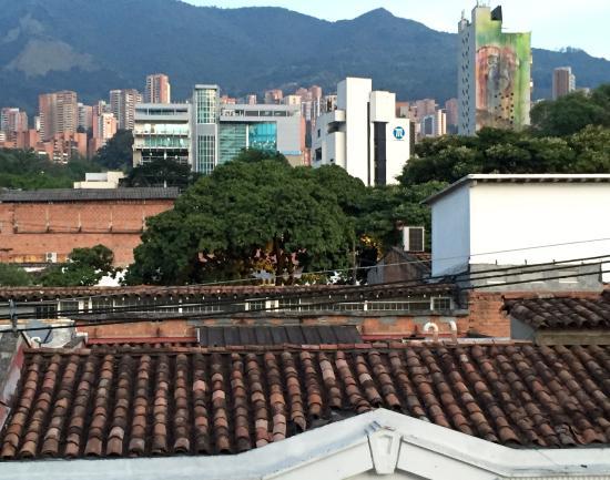 Hotel Florencia Plaza : View