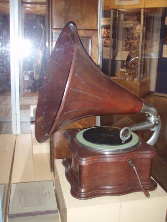 Antique Phonograph at the Nanaimo Museum