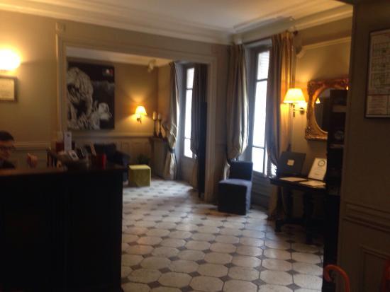 corridoio picture of hotel de la porte doree tripadvisor