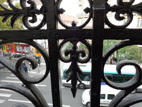 Familia Hotel: balcony