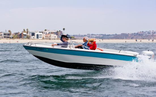 Long Beach Boat Rentals Powerboat