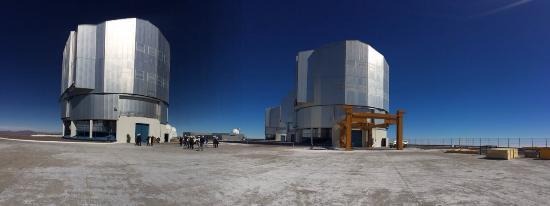 Antofagasta Region, ชิลี: Observatorio Paranal ESO