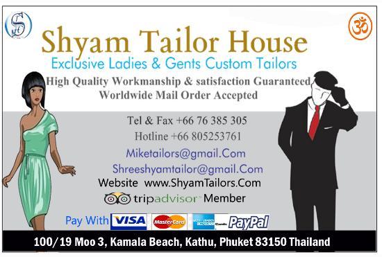 Shyam Tailor House