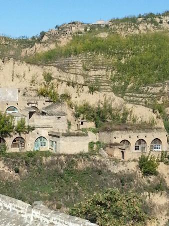 Lin County, Chine : Qikou Scenic Area