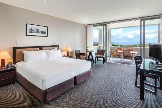 Hilton Lake Taupo: Guestroom Plus