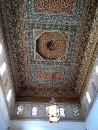 techos decorados no hay dos iguales fotografa de Palacio de la