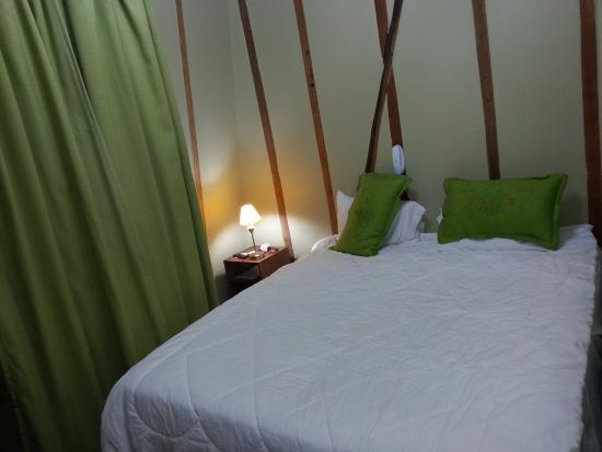 Hotel Reina Victoria : the room