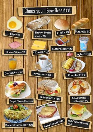 Koh Mak Restaurant Food Art Hut & German Bakery: Menue3