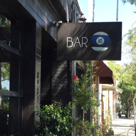 678814da Glitterati Tours: Bar 10 in West Hollywood is located near The Abbey and  PUMP Lounge