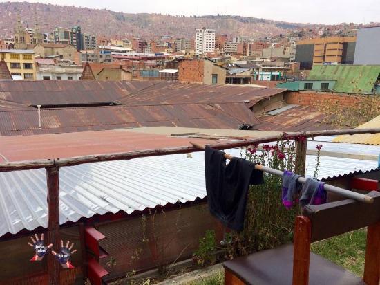 hostel in la paz: