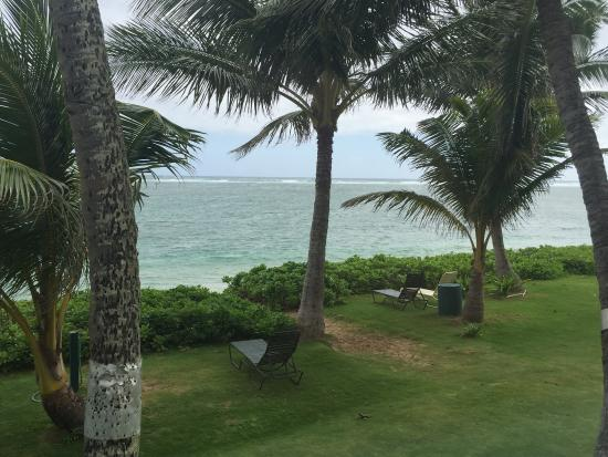 Pat's at Punalu'u: Stayed in K4 second floor cottage. Had almost everything we needed and then some.  Couple nights