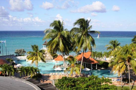 Pool And Caribbean Sea Picture Of Jewel Dunn S River Beach