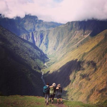 Apu Andino - Day Tours: Another one to check off the bucket list - Inca Trail