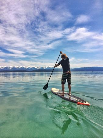 Somers, MT: Paddle Flathead Lake