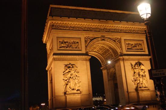 Picture of hotel arc de triomphe etoile paris tripadvisor - Hotel arc de triomphe etoile ...