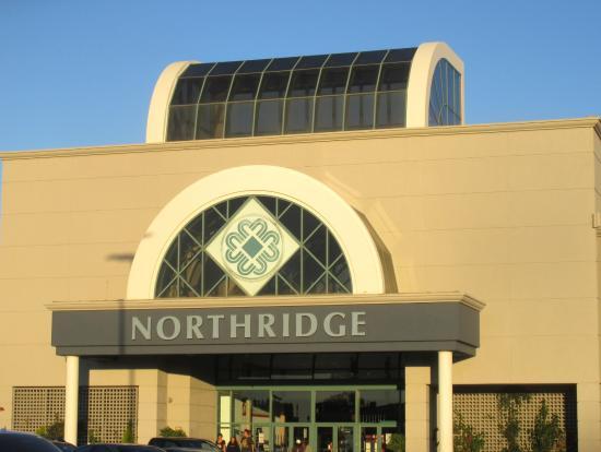 Food Court Salinas Northridge Mall