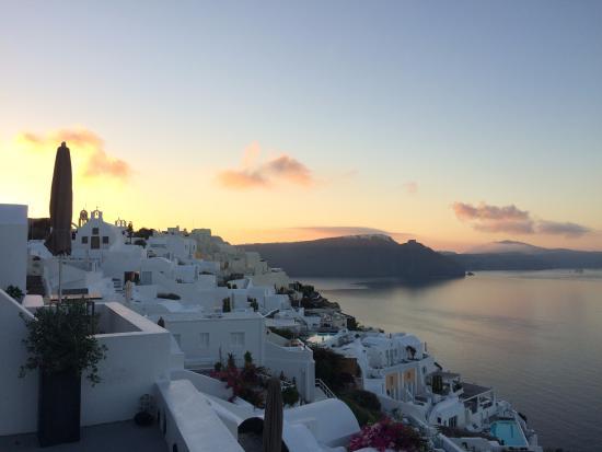 Atrina Traditional Houses: Sunrise is gorgeous too