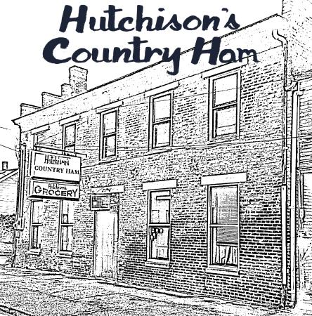Maysville, KY: Hutchison's Country Ham Logo