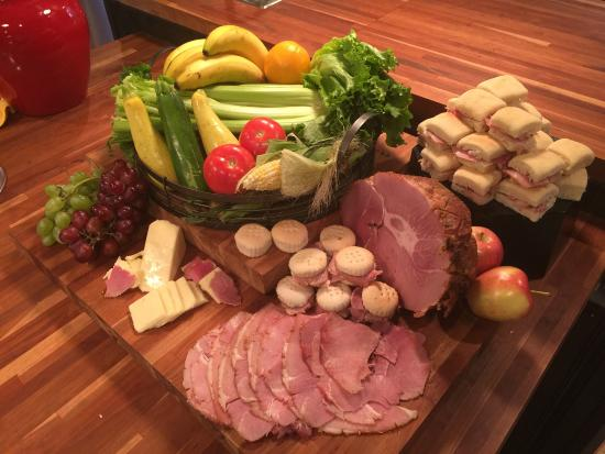 Maysville, KY: Country ham the whole family will love