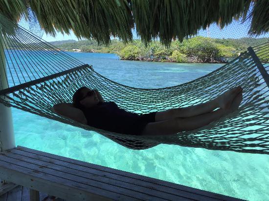 Barefoot Cay: Palapa