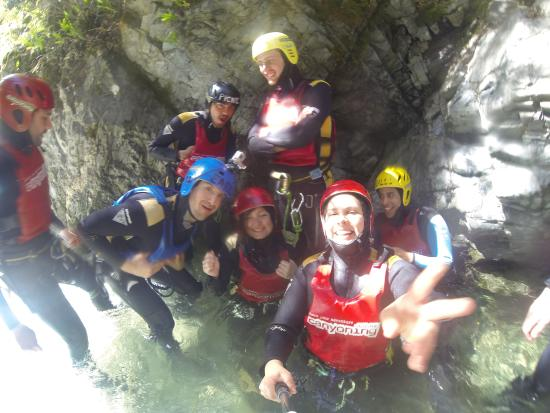Canyoning Queenstown: Canyoning