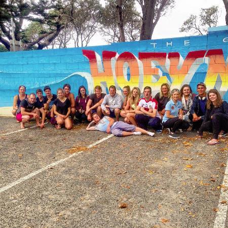 Hoey Moey Backpackers: Saying goodbye