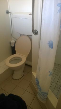 Coolabah Motel Walgett NSW: Bathroom