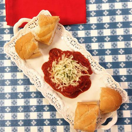 Billy's Italian Restaurant: Homemade Lasagna