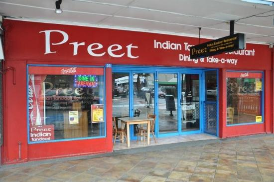 ‪Preet Indian Tandoori‬