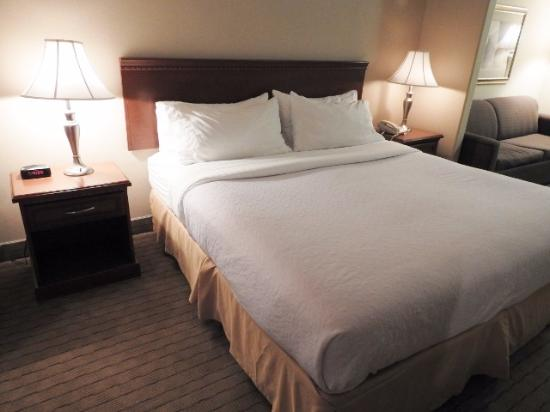 Holiday Inn Hotel & Suites Regina: Comfortable Bed