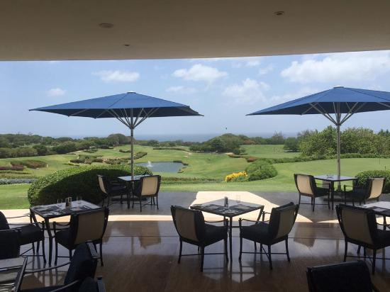 Sandy Lane Hotel: Golf Clubhouse