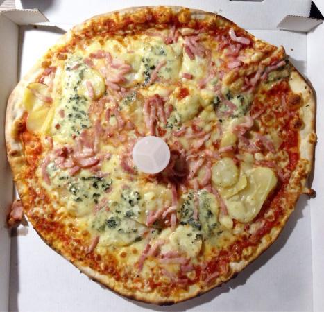 Carte Pizza Cora Lempdes.Tres Bonne Pizza Au Delice Romain Avis De Voyageurs Sur