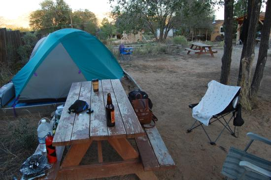 Escalante Outfitters Inc -- The Bunkhouse u0027nuther view : outfitters tent - memphite.com