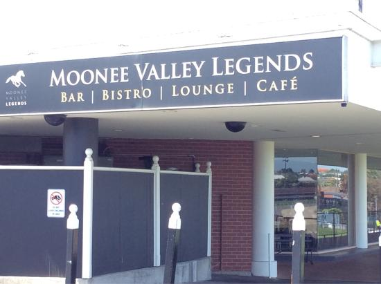 Legends Moonee Valley