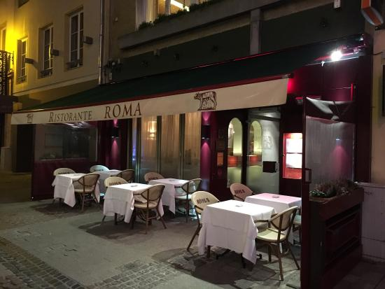 Picture of restaurant roma luxembourg city for Cuisine luxembourg