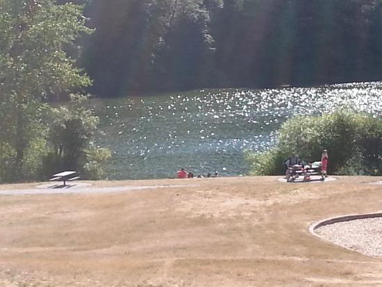 Lake Padden Park Foto